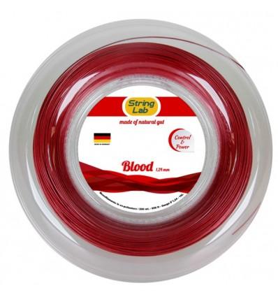 Blood 1,24 Matassa String Lab 200 ml Red